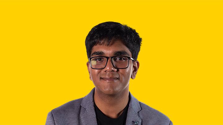 Shivaansh headshot